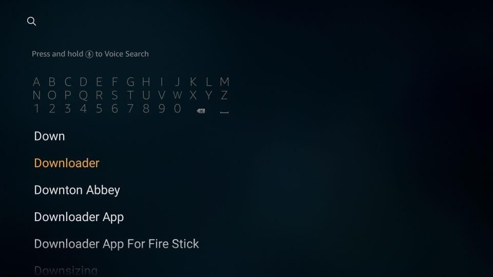 Set up helix TV iptv on Firestick