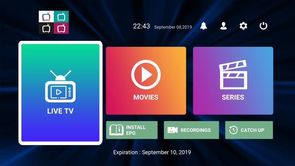 how to    use helix TV iptv on Firestick
