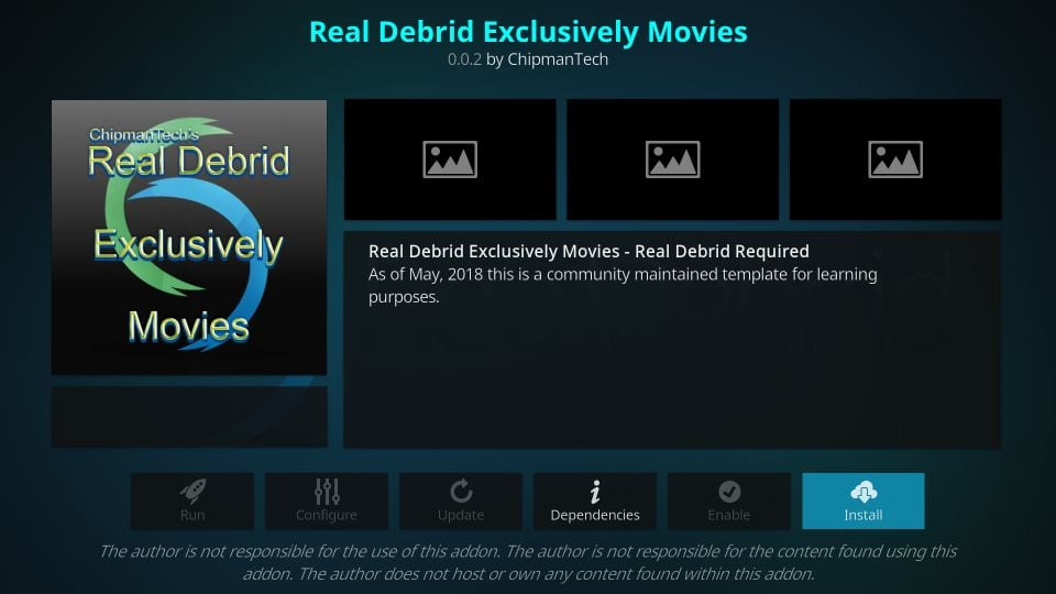 how to    get Real debrid only movies addon on kodi and fire stick