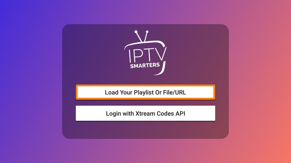 using iptv smarters on Firestick