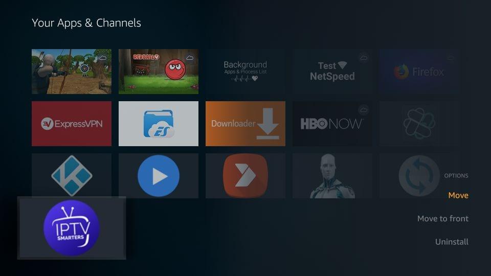 how to    get iptv smarters on amazon Firestick