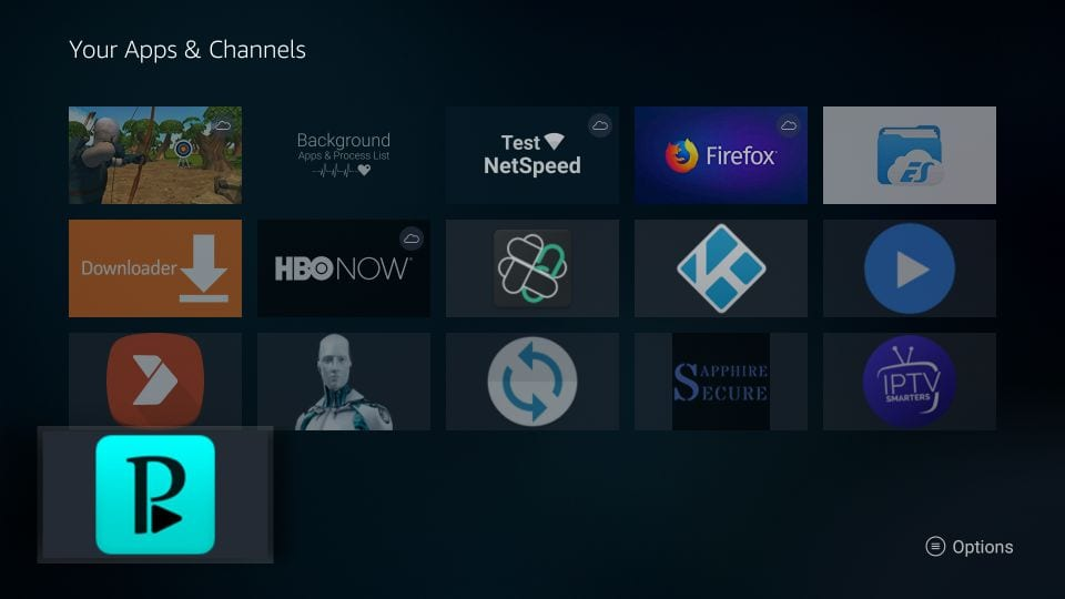 perfect iptv player for Firestick