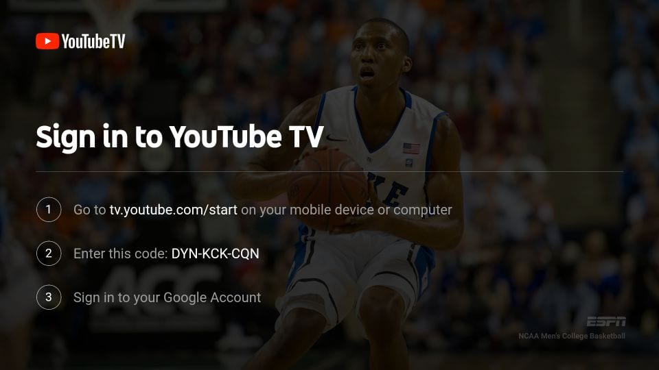 how to    get youtube TV on amazon Firestick