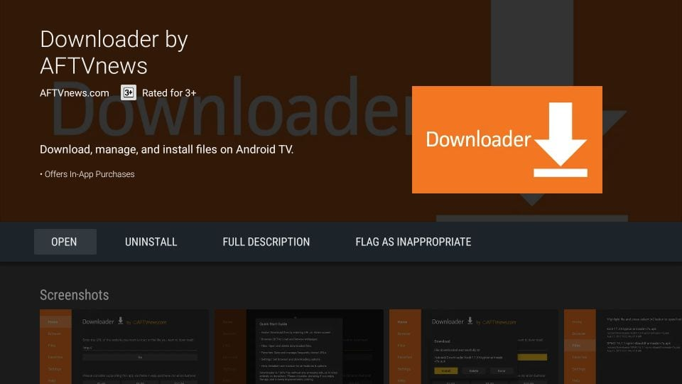 sideload apps on Android TV box