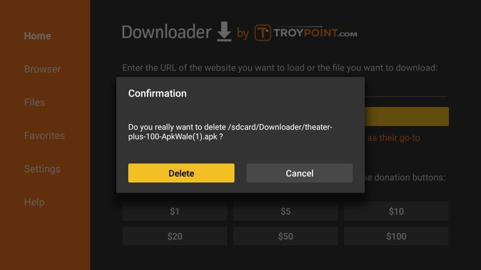 theatre plus apk for Firestick and fire TV
