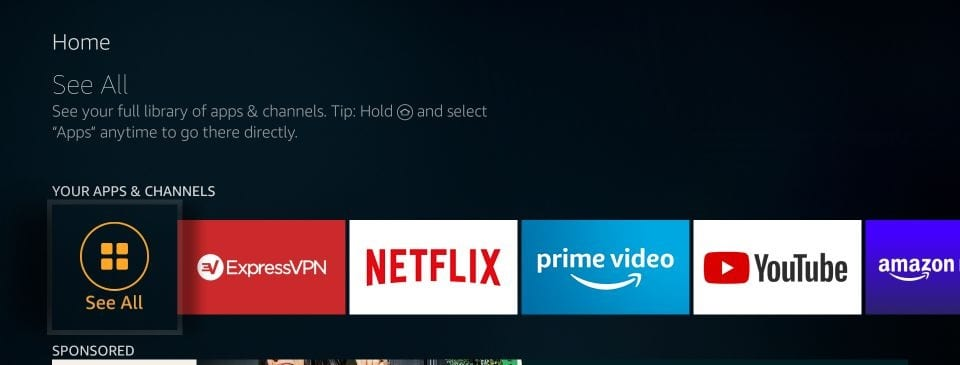 how to    use theater plus apk on Firestick