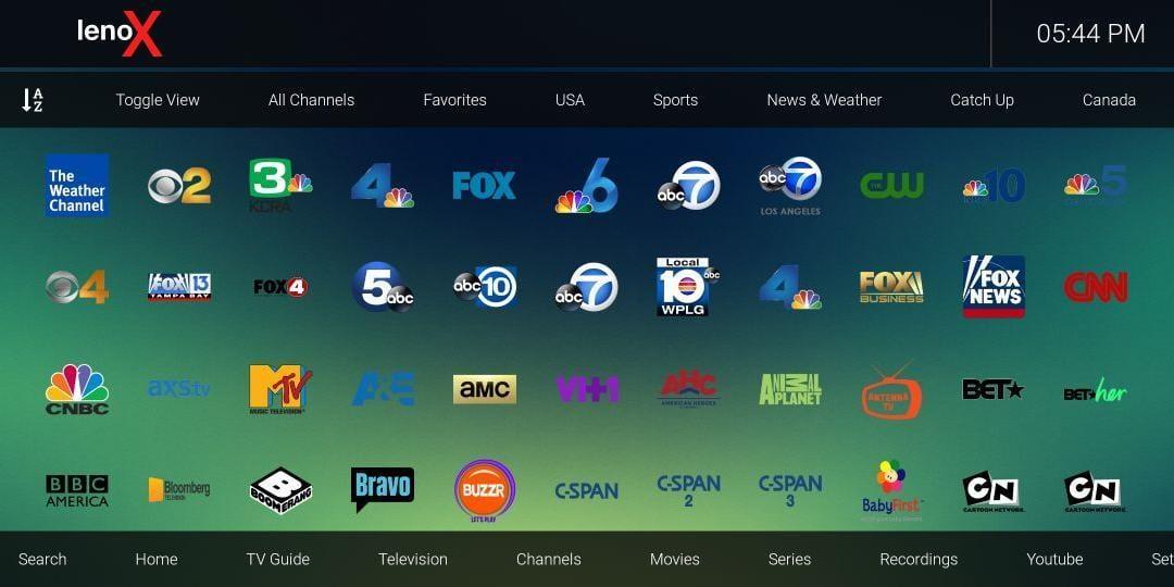 accelerate TV for Firestick