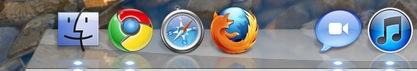 mac dock spacer