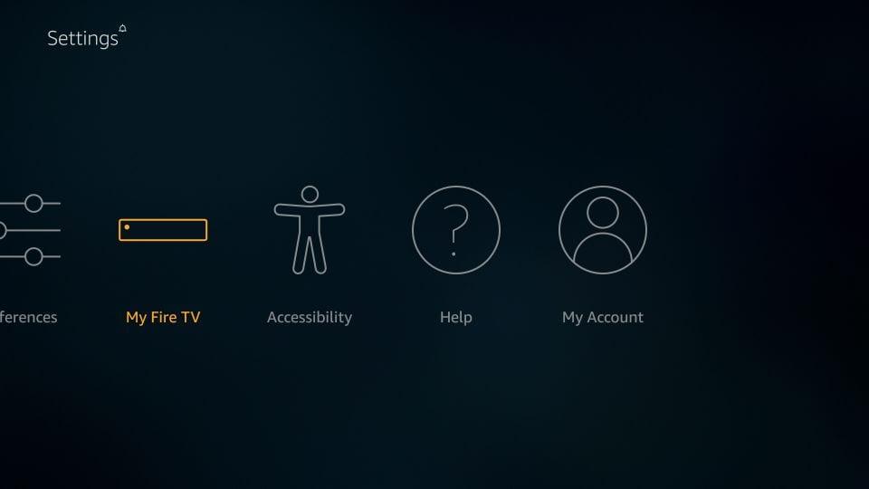 download eternal TV apk on Firestick