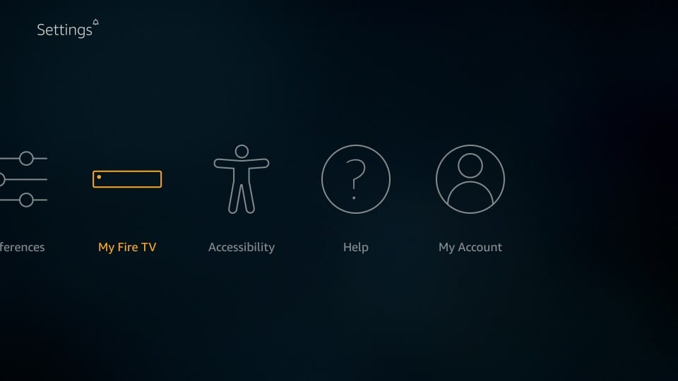 mx player on fire TV