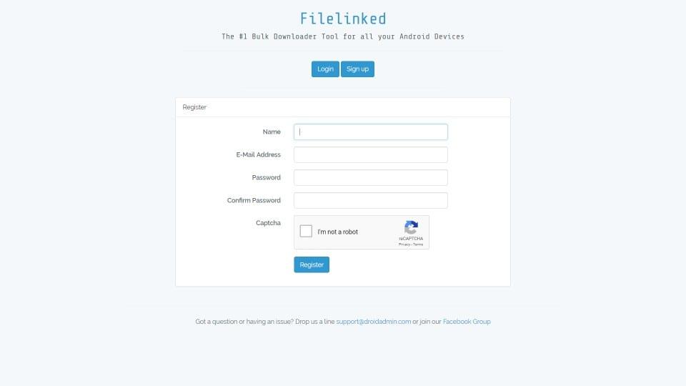 firestick filelinked app