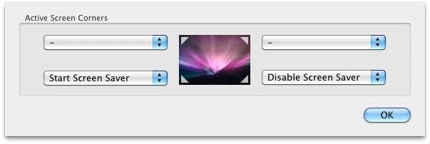 screen-saver-hot-corner