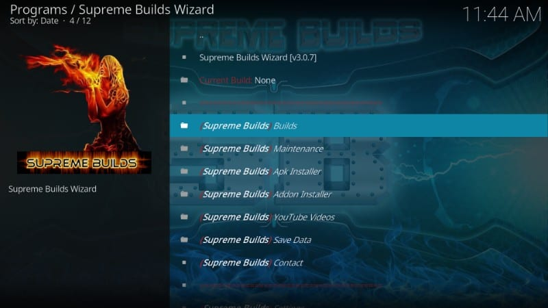 how to    install multiple kodi builds