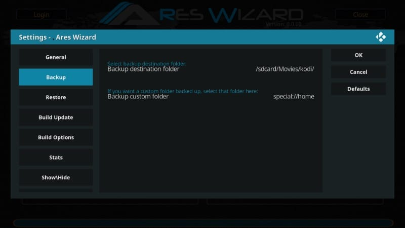 how to    Restore Kodi to factory settings