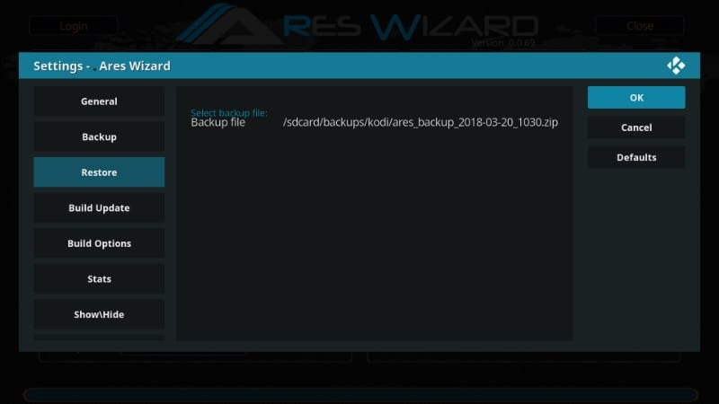 how to    re-install kodi on firestick