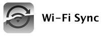 Wi-Fi sync in iOS 5