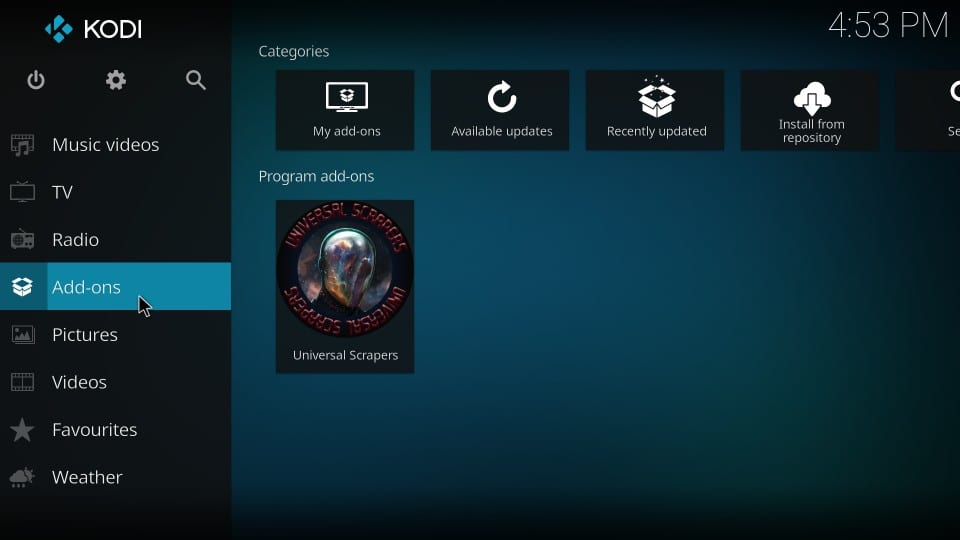 kodi death from above install