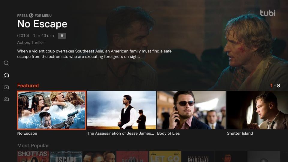 how to    install tubi TV on firestick