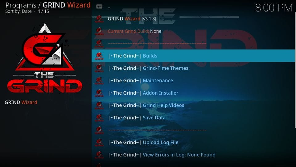 how to    get the gravel kodi build