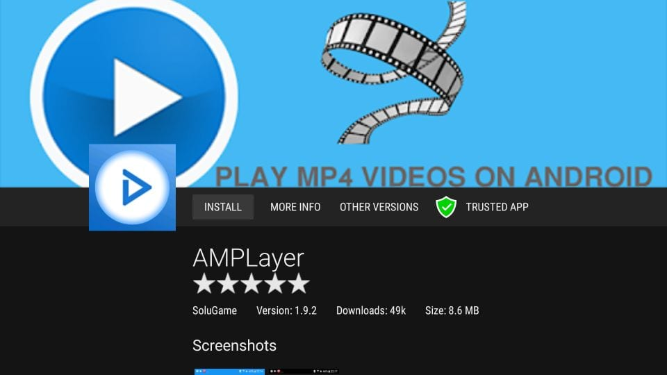 install am player on firestick for movie hd app