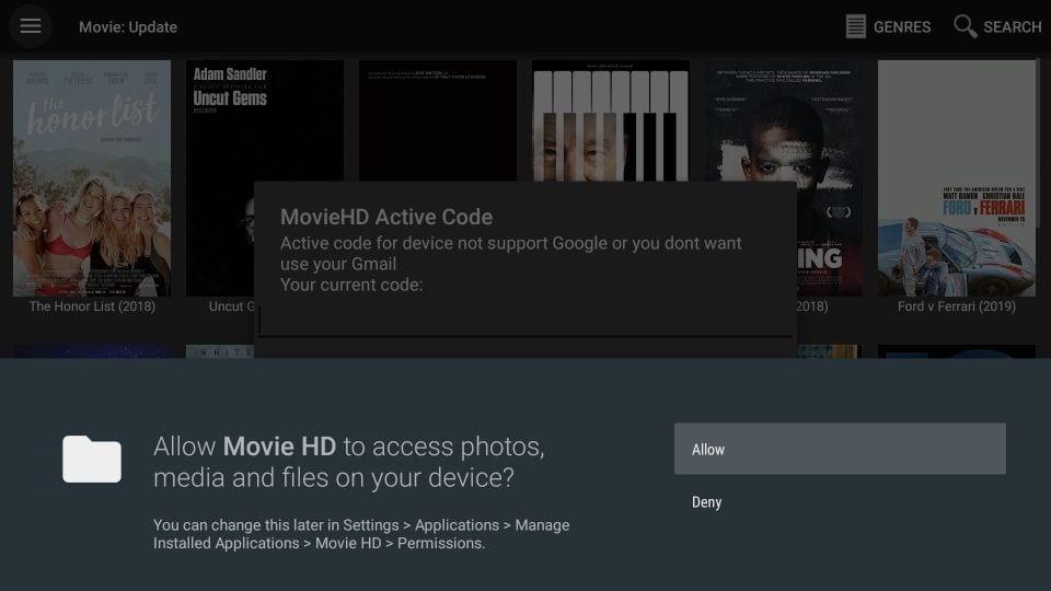 how to    get movie hd on amazon Firestick