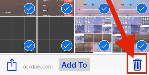 tap-trash-icon-to-delete-selected-photos