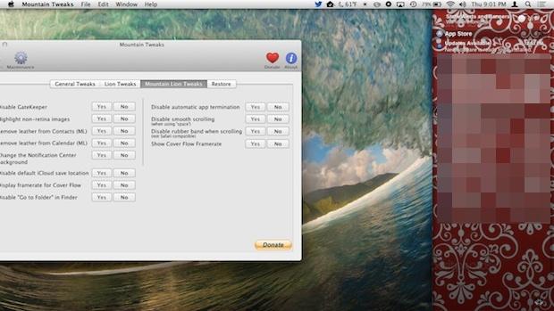 Custom Background Image Message Center