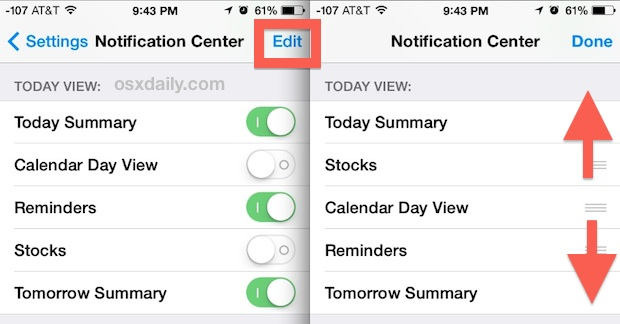 Customize View Details and Setup in iOS Today