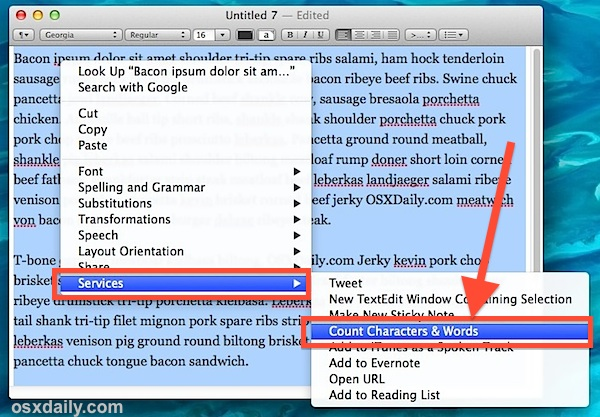 count-words-characters-service-menu-mac-os-x
