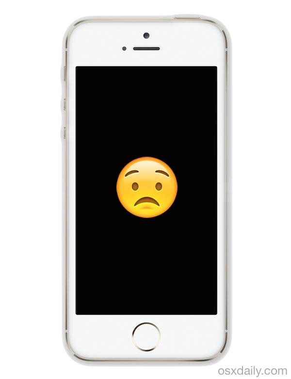 iPhone randomly turns off