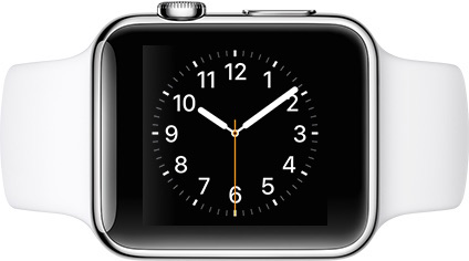 Apple Watch watch face