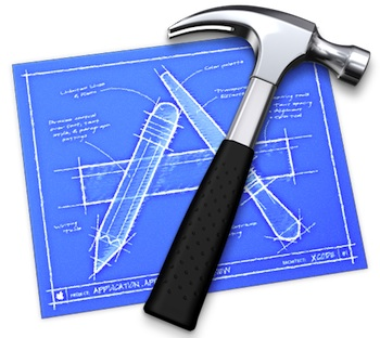 The Xcode icon