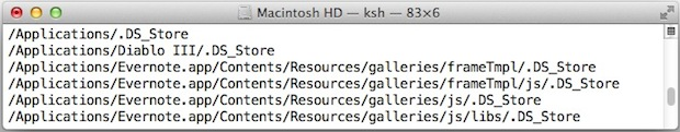 DS_Store files in Mac OS X
