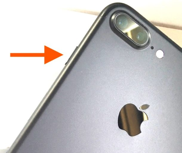 The iPhone Plus and new iPhone power button place