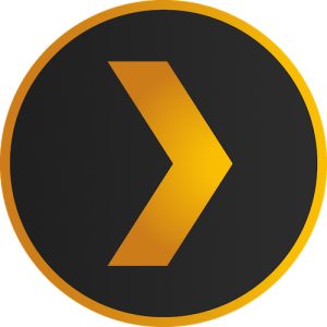 The Plex app icon