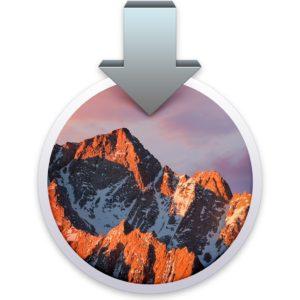 Install macOS Sierra