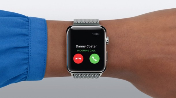 Ignore incoming phone calls to Apple Watch