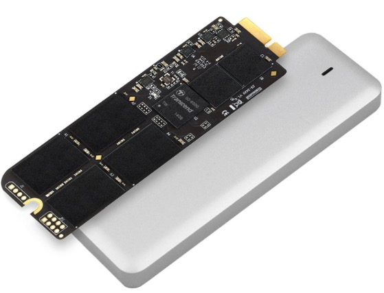 Transcend SSD replacement for MacBook Air