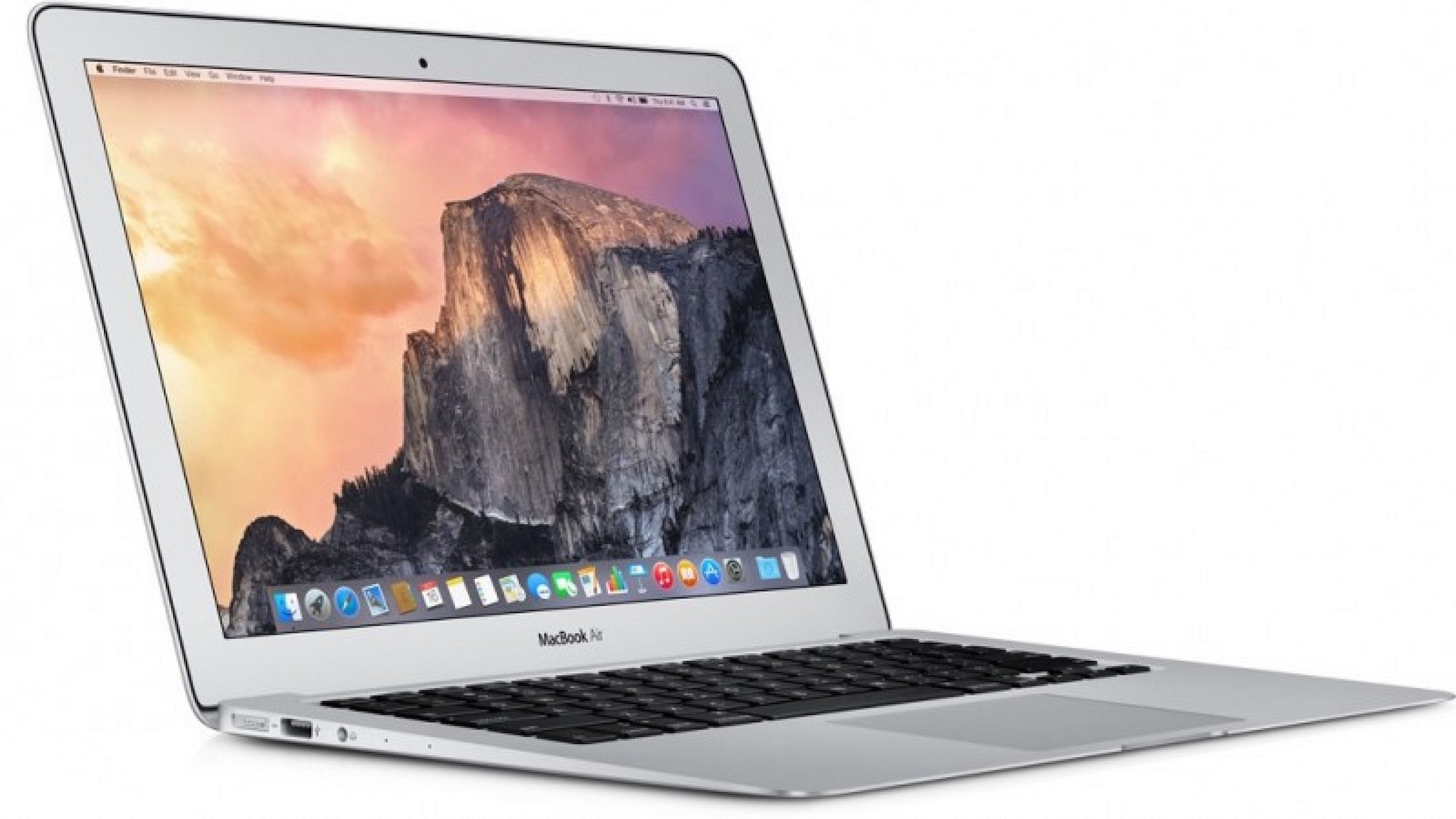 MacBook Air with improved SSD
