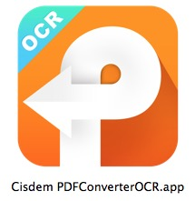 PDF Converter OCR for Mac