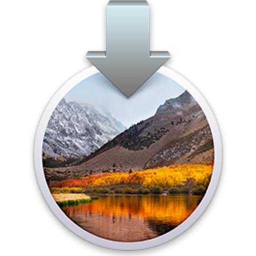 MacOS High Sierra Installer full download