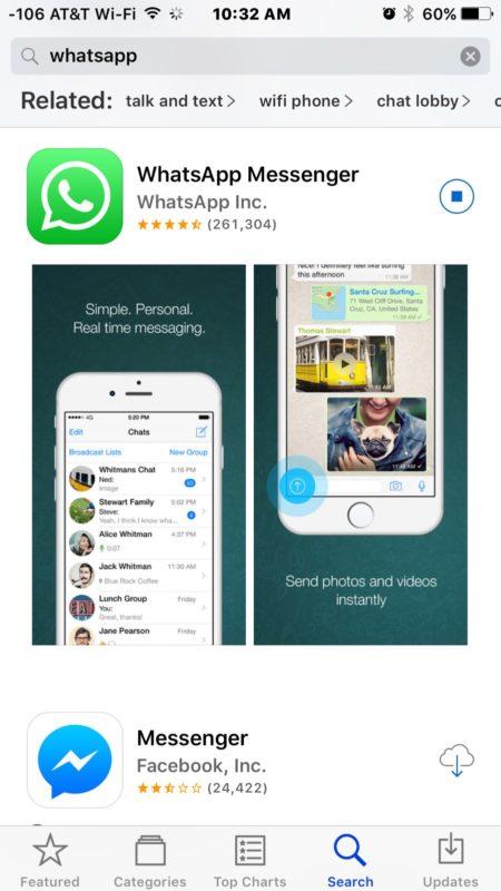 Download the iOS app again to restore com.apple.mobileinstallation