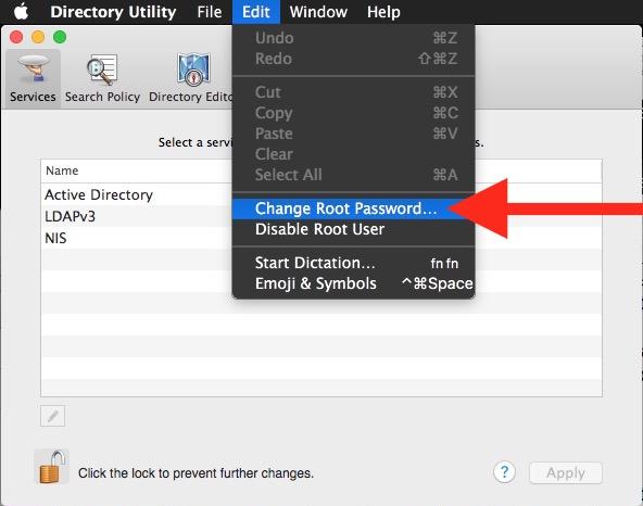 prevent root password less login bug