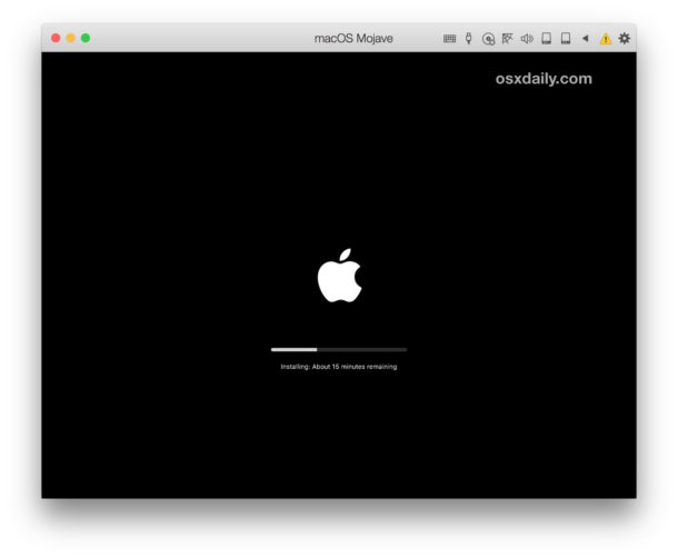 How to    install macOS Mojave for free on a virtual machine with Parallels Desktop Lite