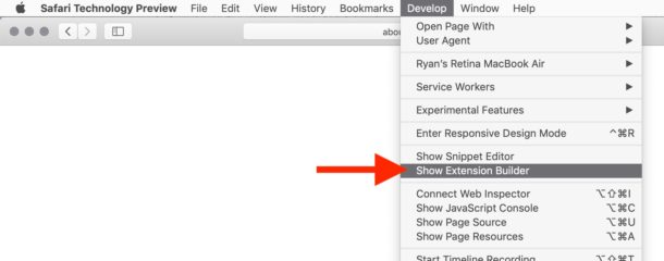 How to    Bypass Safari Insecure Extension Error Message on Mac