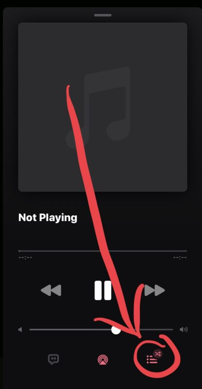 How to    Shuffle music in iOS 13 and iPadOS 13