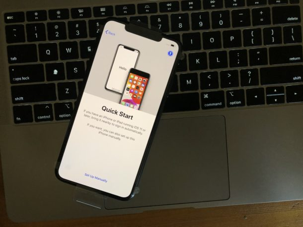 How to    Migrate data to the new iPhone 11 or iPhone 11 Pro in a quick way