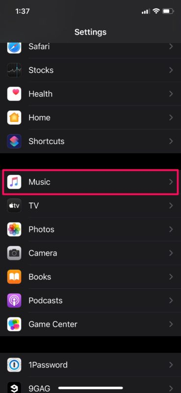 How to    Turn on iCloud Music Library on iPhone