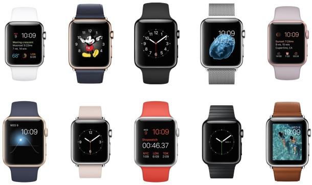 Identify Apple Watch models