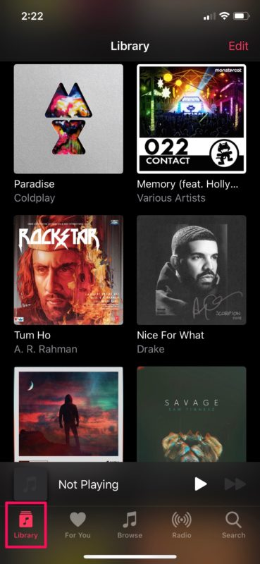How to    Download music from Apple Music for offline listening